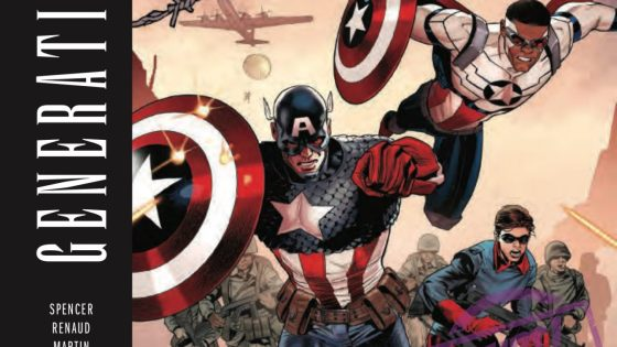 [EXCLUSIVE] Marvel Preview: Generations: Captain Americas #1