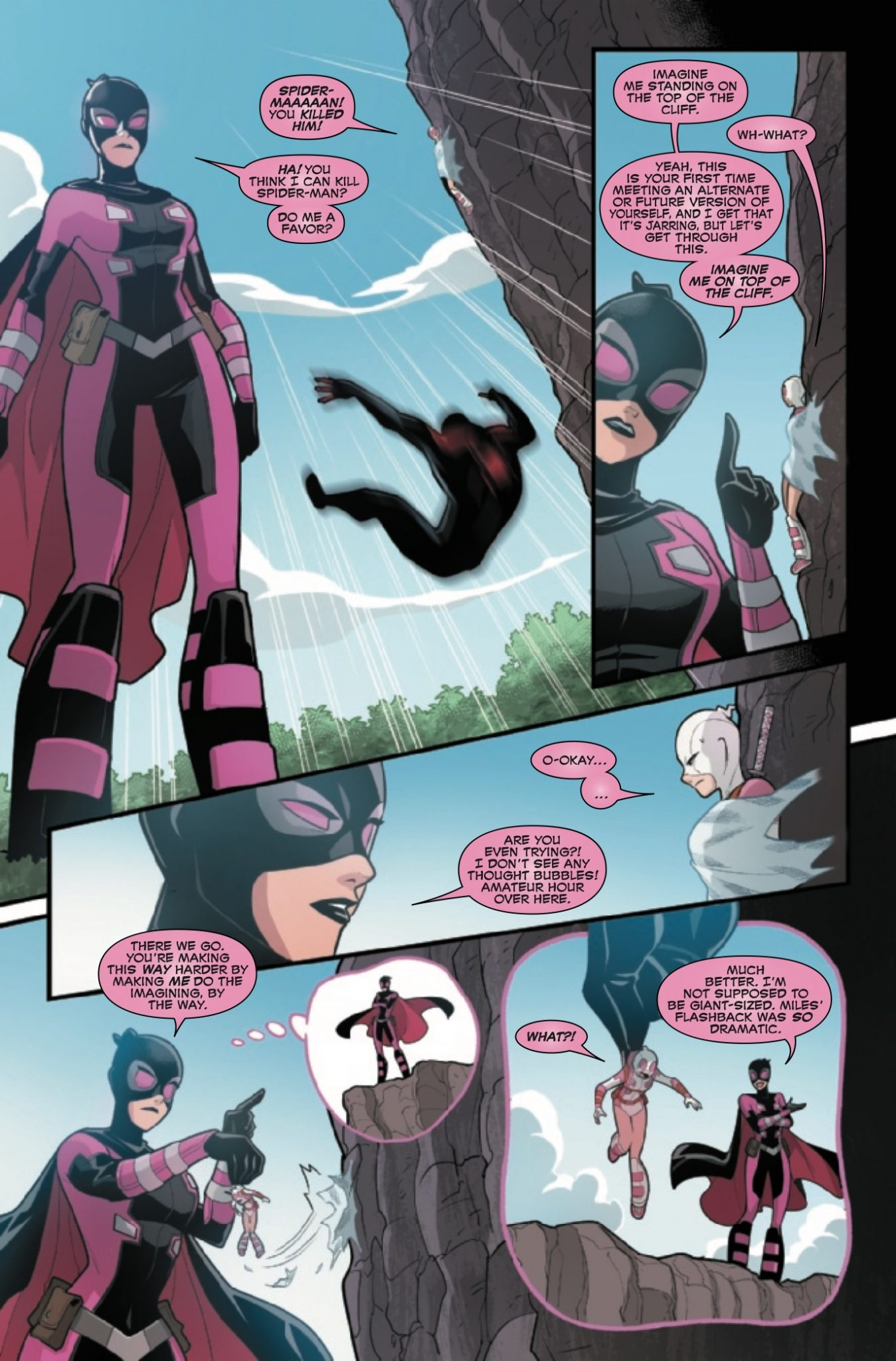 3 Reasons Why: You gotta trip out with 'The Unbelievable Gwenpool Vol. 4: Beyond the Fourth Wall'