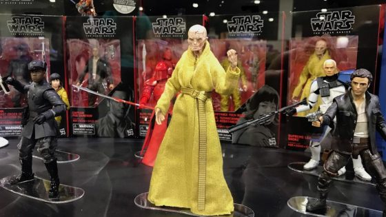 HASCON 2017: See 'The Last Jedi' toys & more in the Star Wars brand area [Gallery]