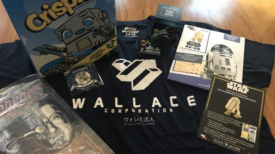 Unboxing/Review: Loot Crate September 2017
