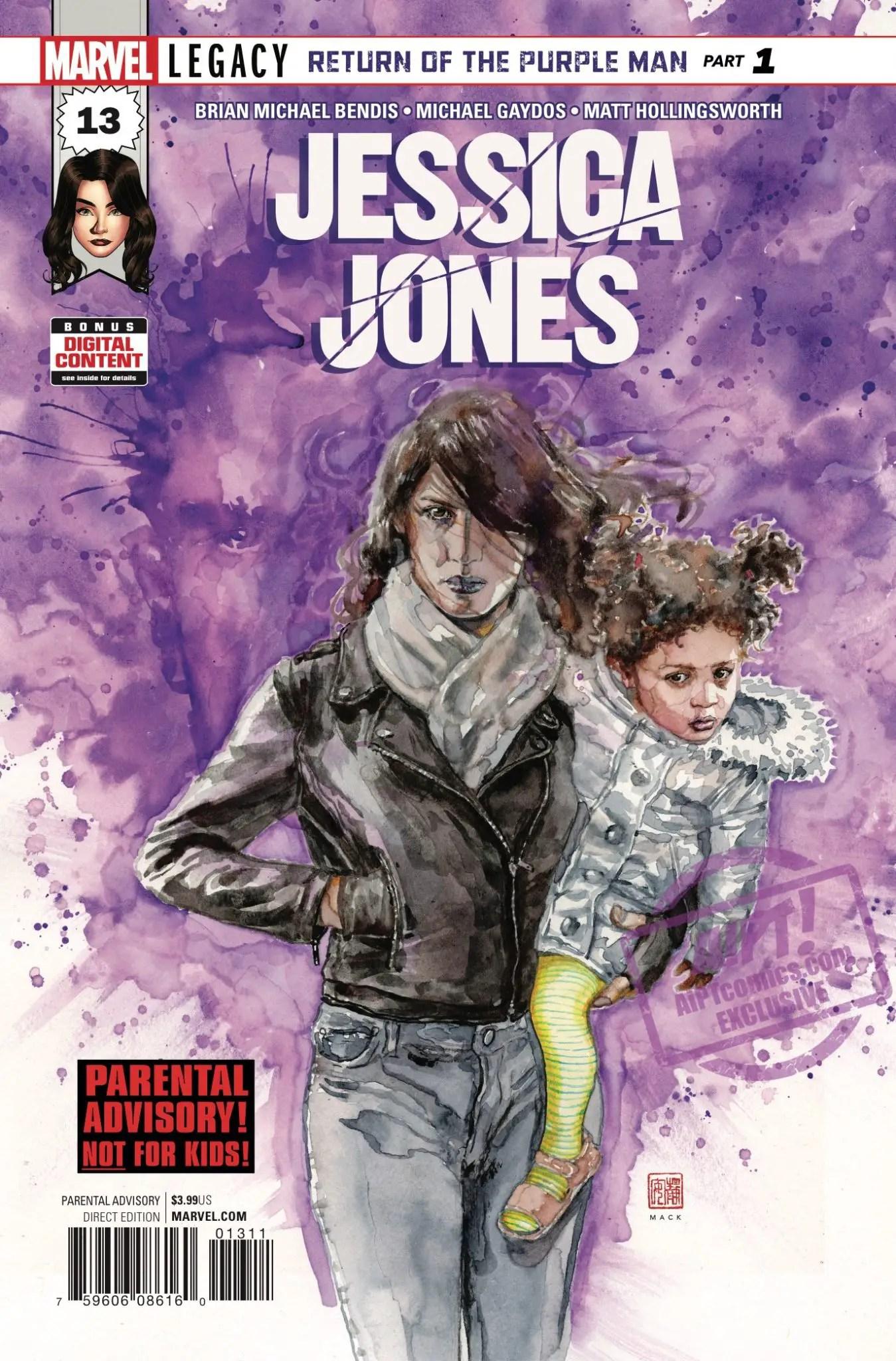 Jessica Jones #13 Review