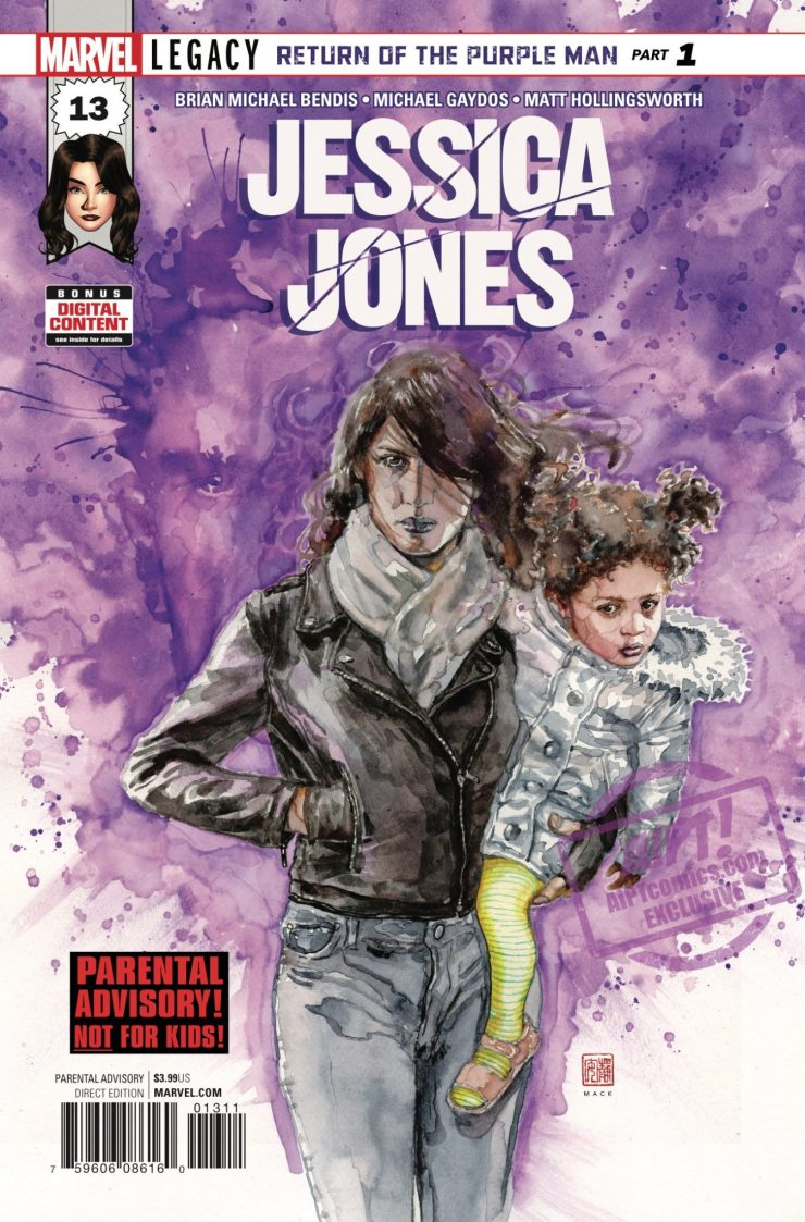 Marvel Preview: Jessica Jones #13