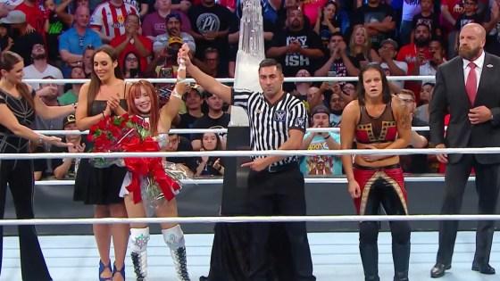 MYC WWE