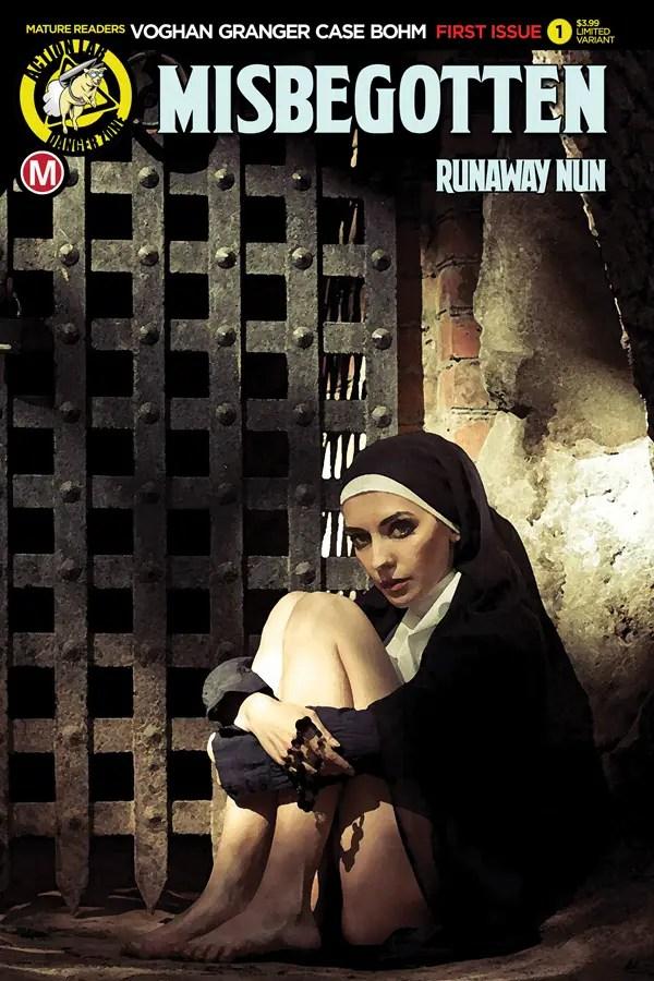 Misbegotten: Runaway Nun #1 Review