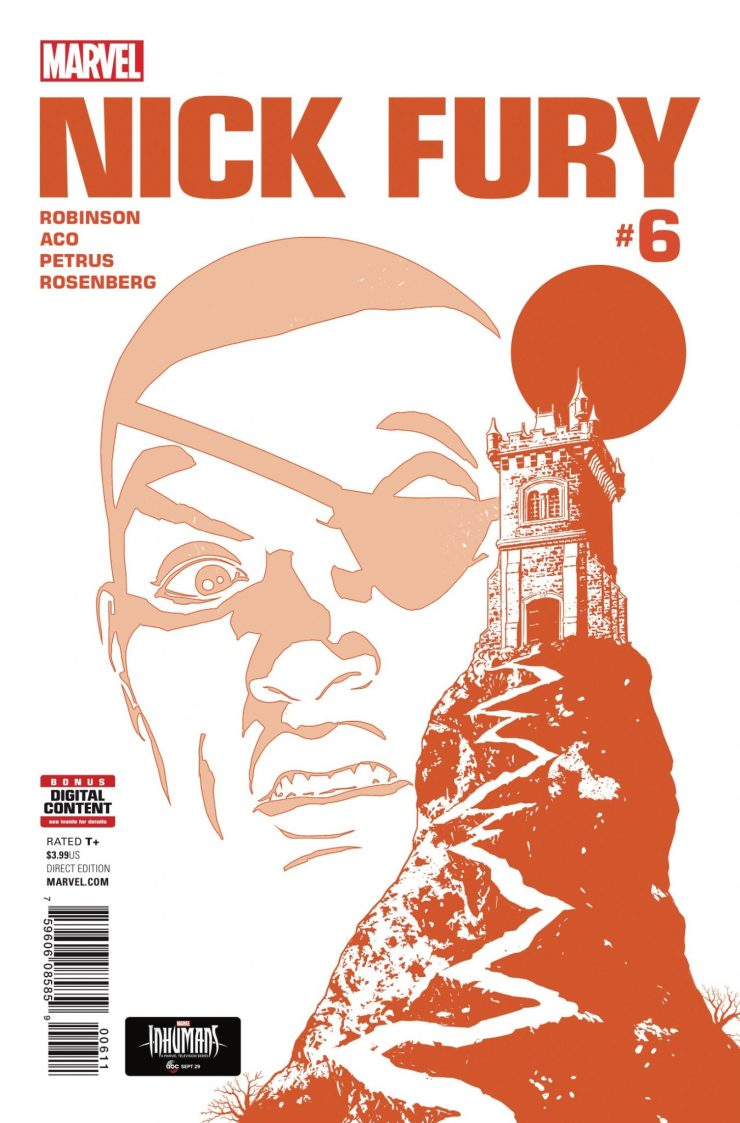 Marvel Preview: Nick Fury #6