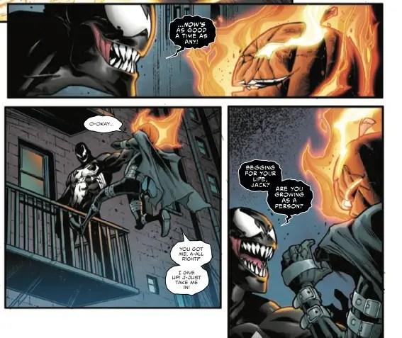 Venomverse #1 Review