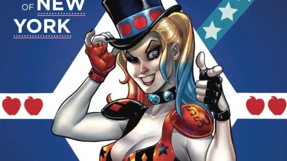 Harley hopes to make New York great again.