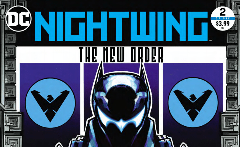 Nightwing: New Order #2 Review