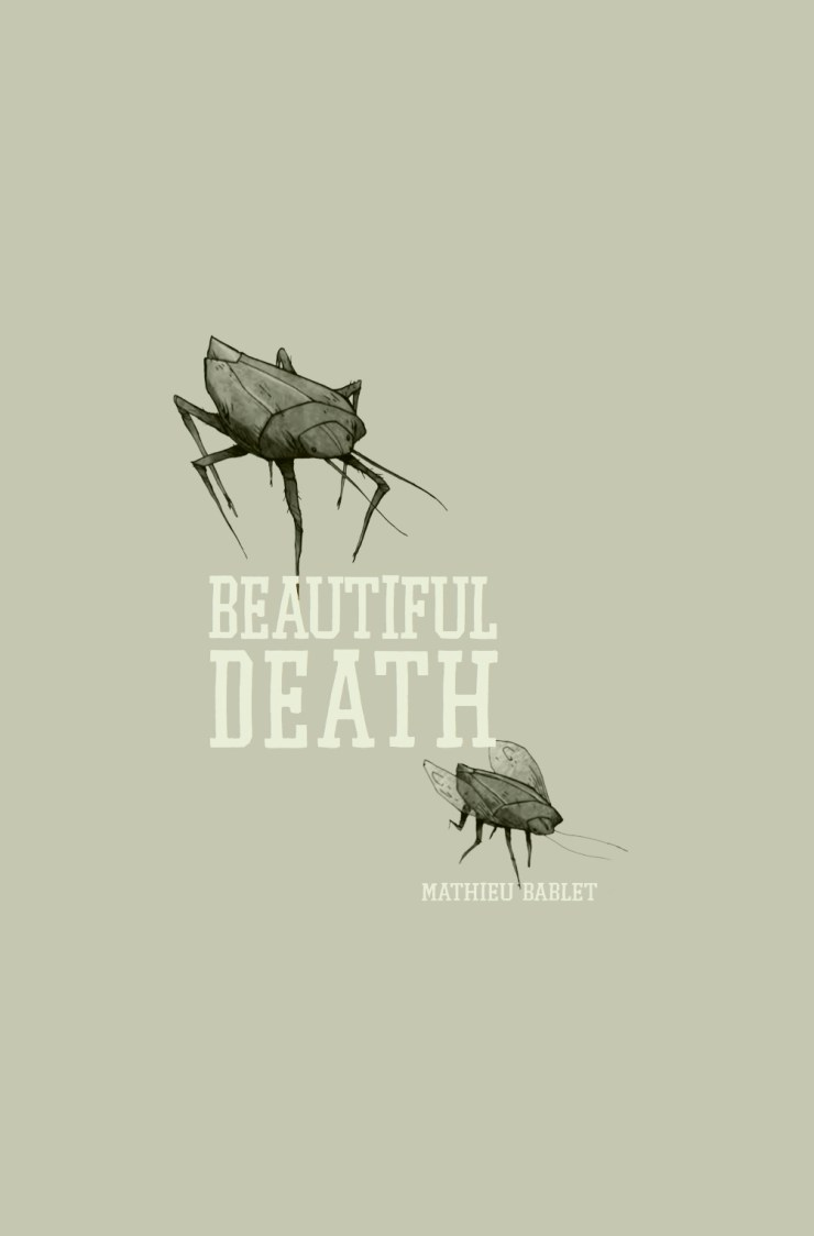 Titan Preview: The Beautiful Death #1