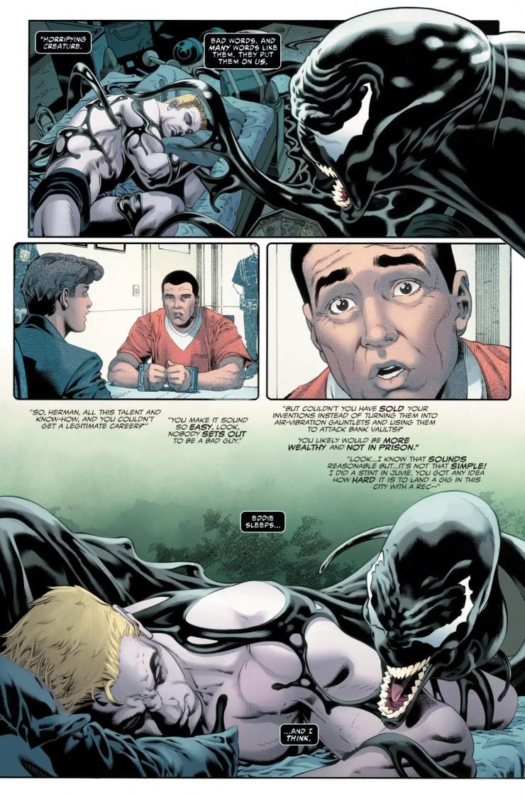 Marvel Preview: Venom #154