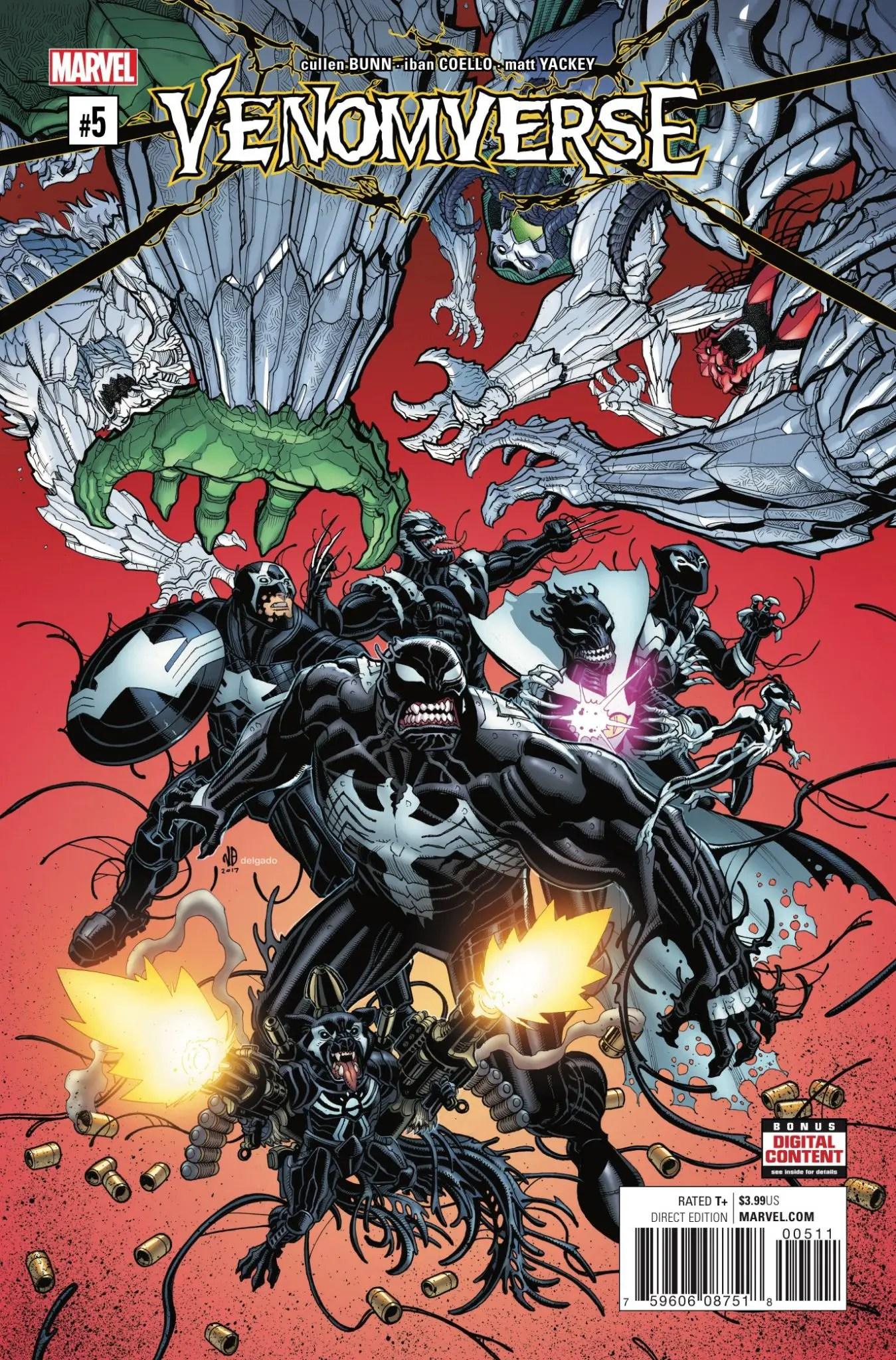 Venomverse #5 Review