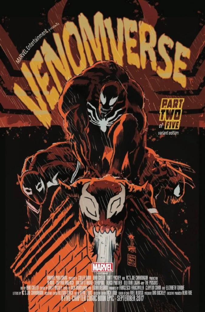 Marvel Preview: Venomverse #2