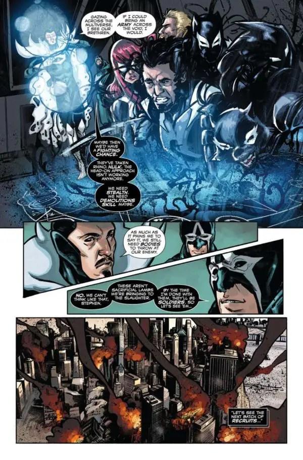 Venomverse: War Stories #1 Review