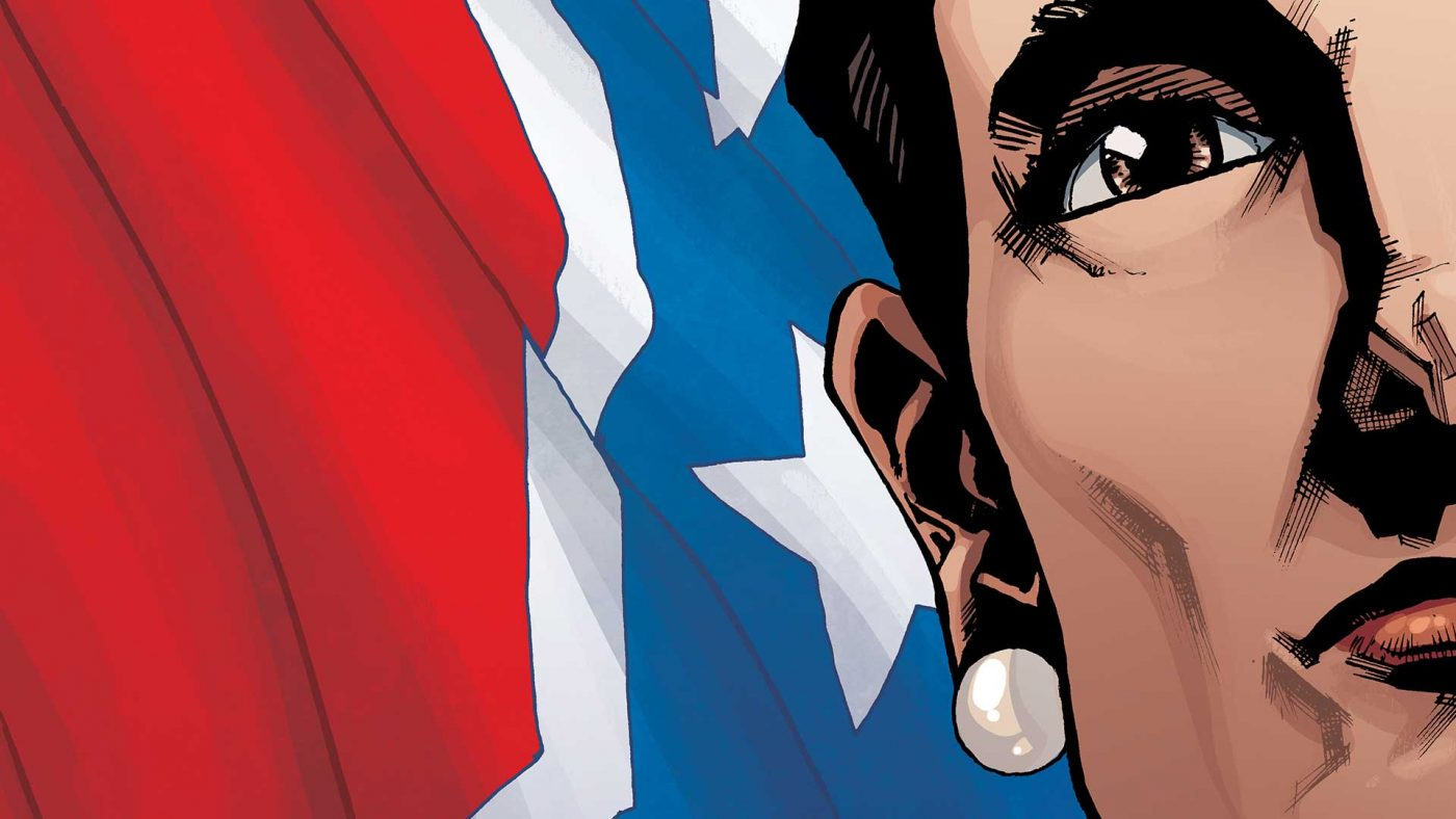 The American Way: Those Above And Those Below #3 Review