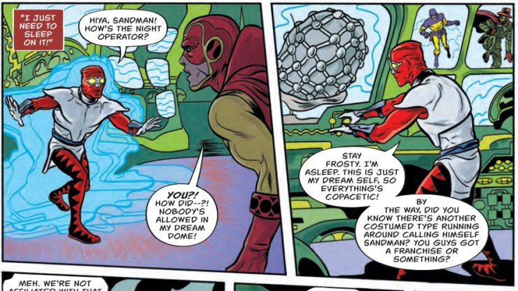 'Bug: The Adventures of Forager' #4 Review