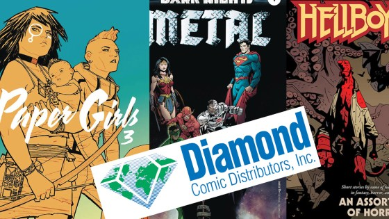 Check out the stats on sales for the comic industry in the month of August, 2017!