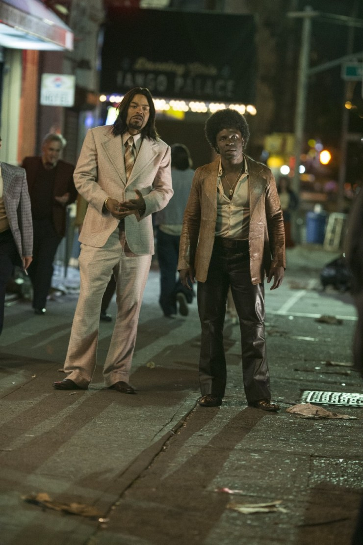 The Deuce episode 2 review: pimps really aren't great people, and other engaging characters