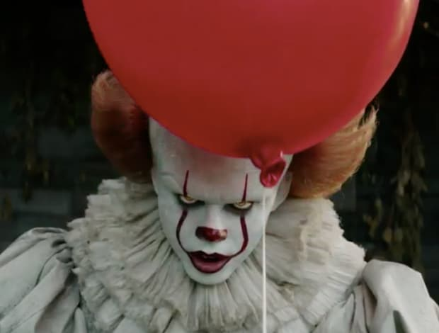 "The Critical Angle: As Stephen King's ""It"" returns, why are clowns so scary?"