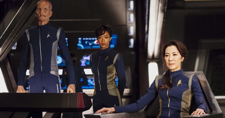 Star Trek: Discovery - Finally, a Trek for the Trump demographic!