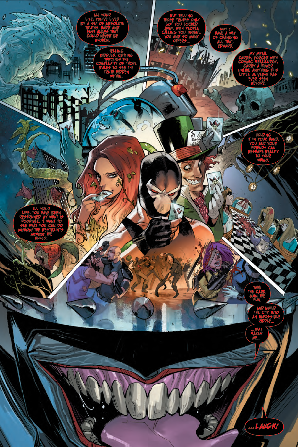 Teen Titans #12 Review