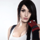 Madison Kate: Great Tifa Lockhart cosplay or greatest?