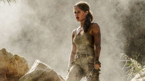 'Tomb Raider' (2018) official trailer released by Warner Bros.