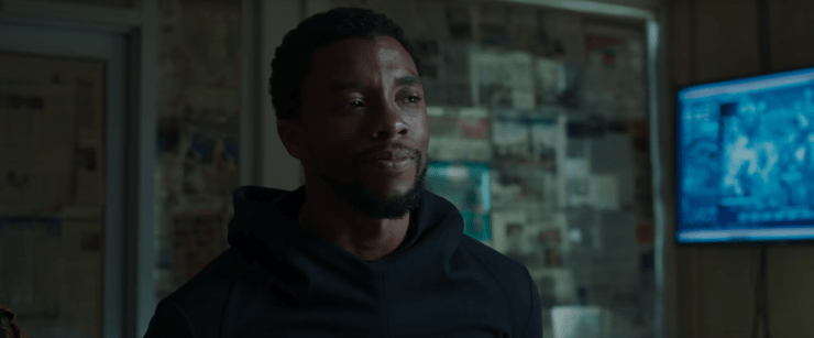 An overly detailed breakdown of the official 'Black Panther' trailer