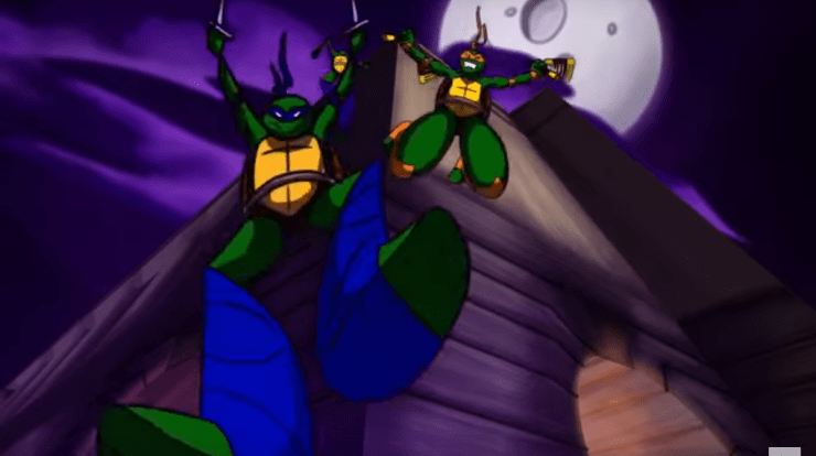 A look back at Nickelodeon's 2017 TMNT Summer Shorts