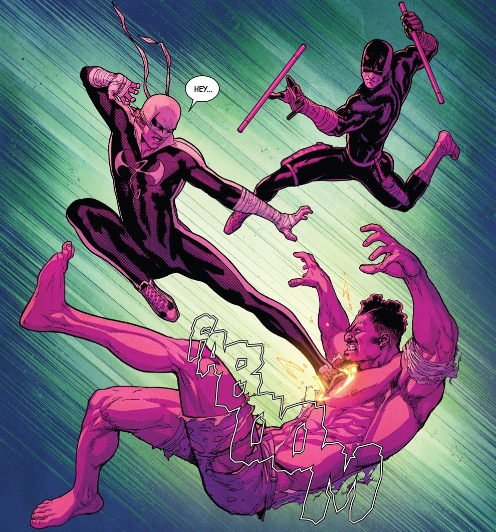 The Defenders #6 Review