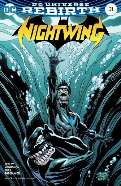 Nightwing #31 Review