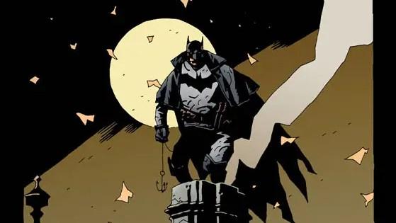 'Gotham by Gaslight' brings Jack the Ripper to the Batman-verse