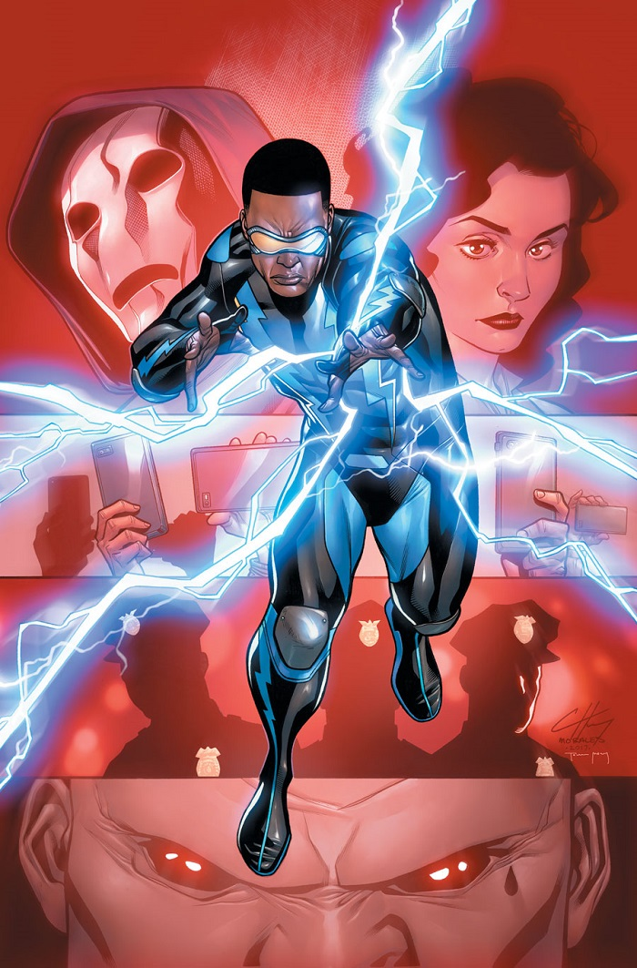 Black Lightning: Cold Dead Hands #1 Review