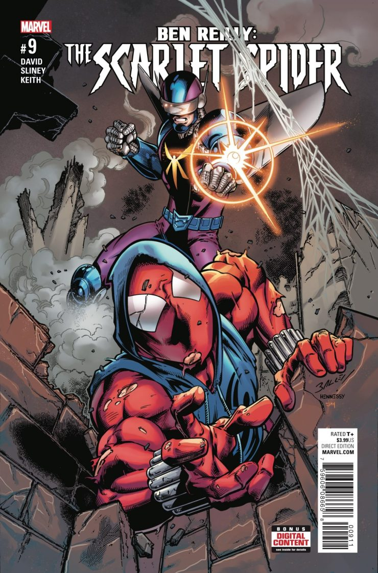 Marvel Preview: Ben Reilly: Scarlet Spider #9