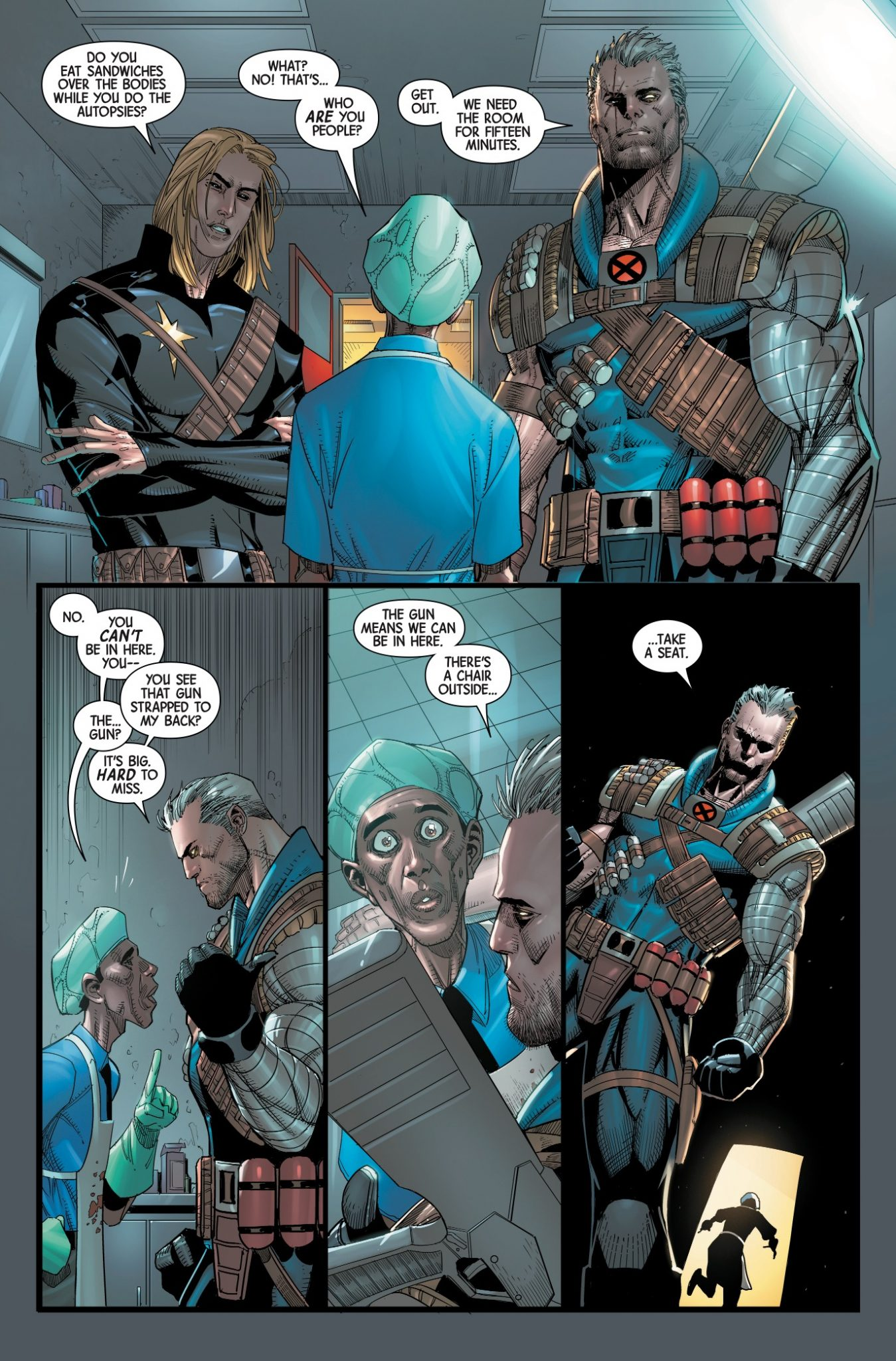 Cable #150 Review
