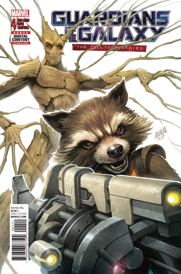 Marvel Preview: Guardians of the Galaxy: Telltale Games #4