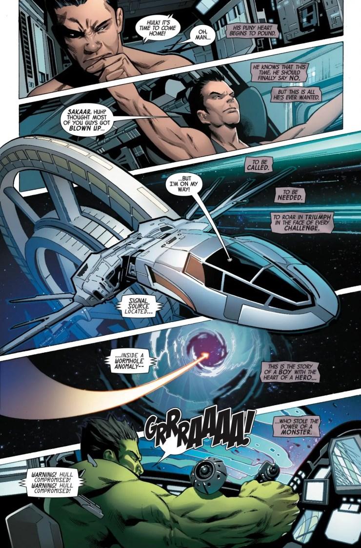 Marvel Preview: Incredible Hulk #709