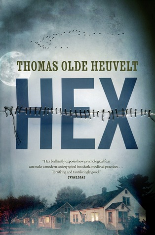 'Hex' review: a perfect melding of old school horror with a modern setting
