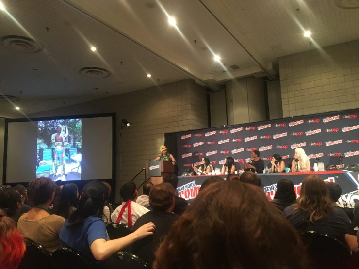 NYCC 2017: Cosplay Armor & Props panel