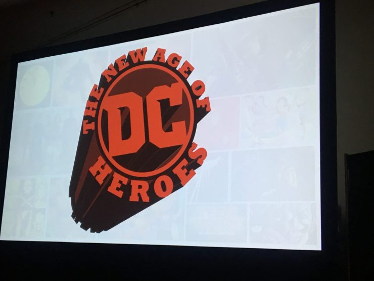 DC Metal & The New Age of DC Heroes panel recap: New series, events & more teased at NYCC 2017