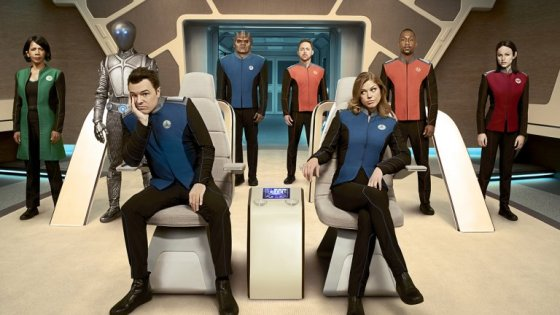 Seth MacFarlane talks The Orville's future and chances of renewal at NYCC 2017