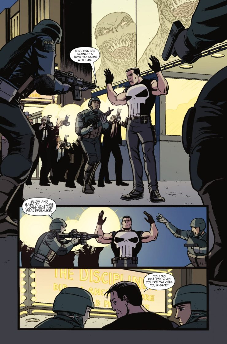 Marvel Preview: The Punisher #17
