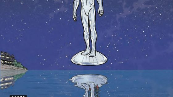 Marvel Preview: Silver Surfer #14