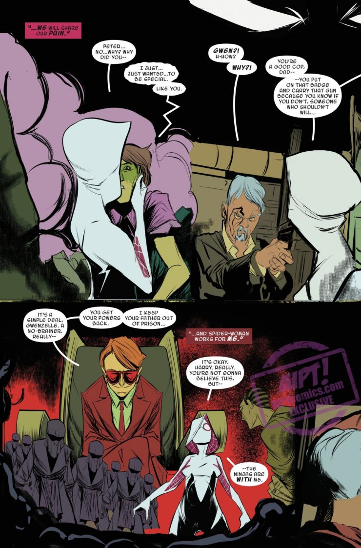 [EXCLUSIVE] Marvel Preview: Spider-Gwen #25