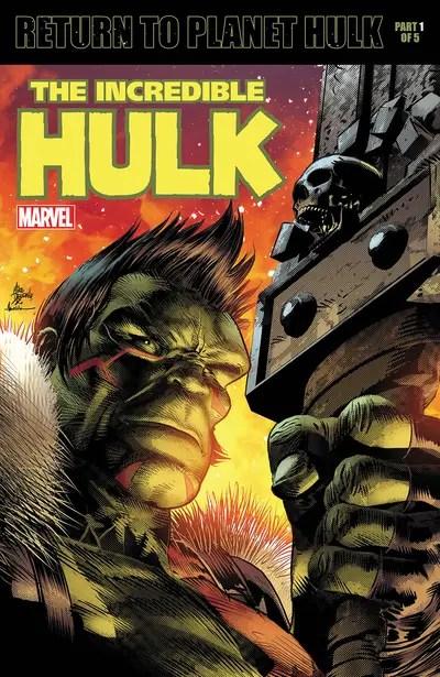 Incredible Hulk #709 Review