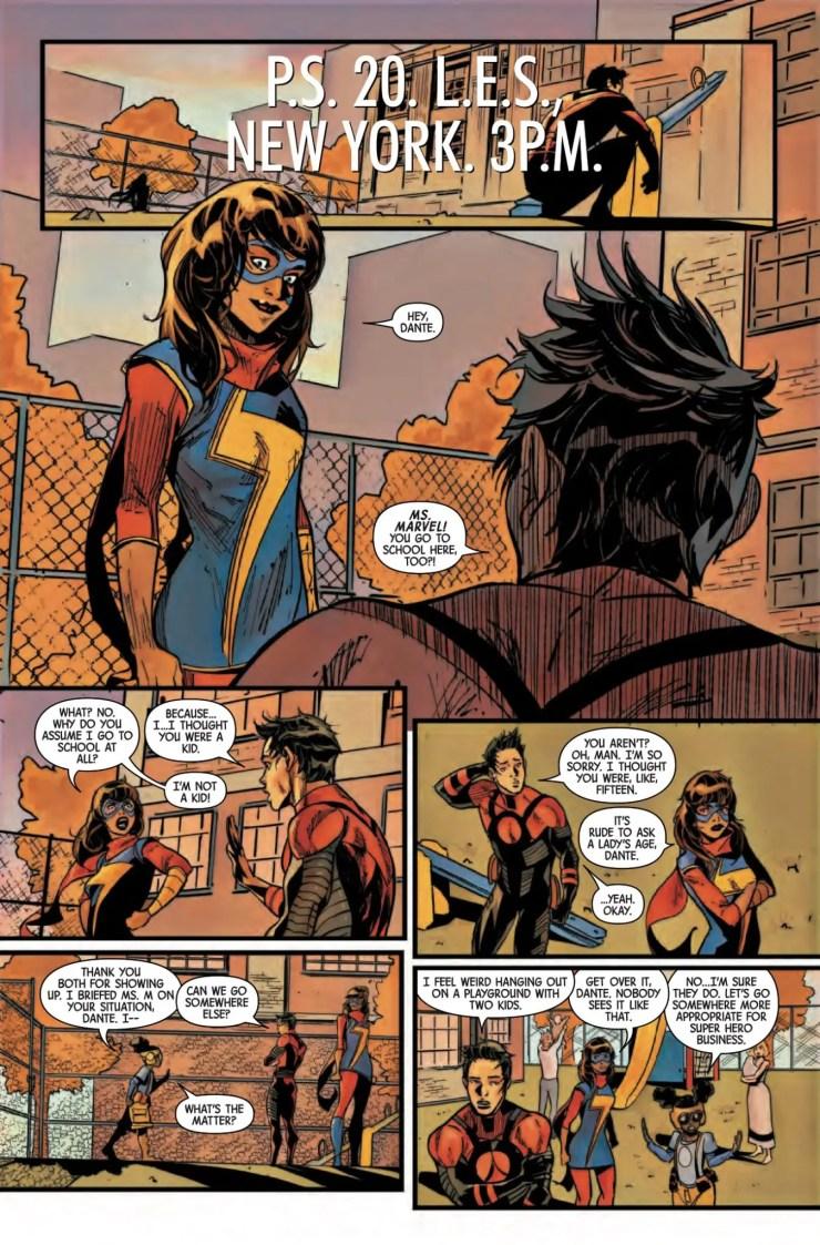 Marvel Preview: Secret Warriors #7