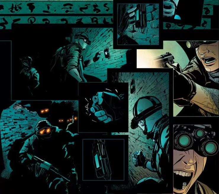 A deep dive into DC Comics' Ragman with Ray Fawkes and Inaki Miranda