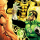 Hal Jordan goes back to Earth in this first issue in a new story arc.