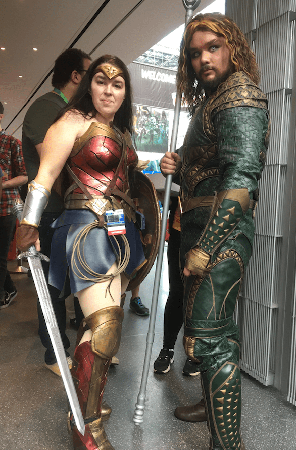 The best comic-related cosplay we saw at New York Comic Con 2017