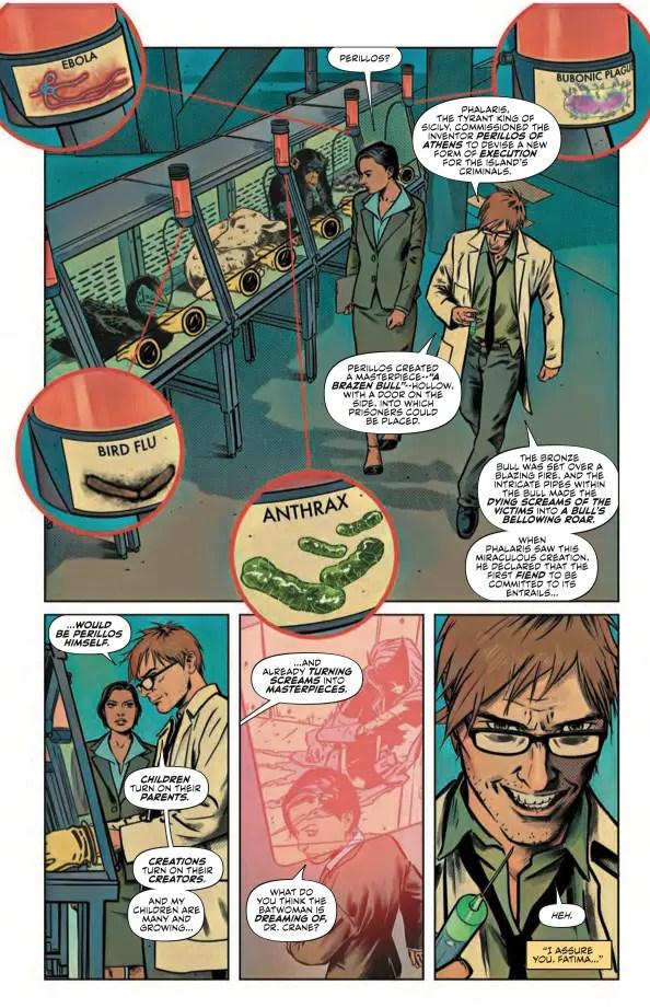 Batwoman #8 Review