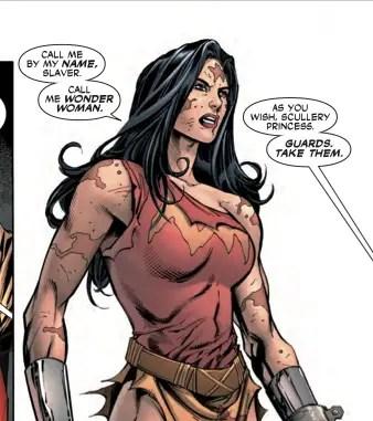 Wonder Woman/Conan #2 Review
